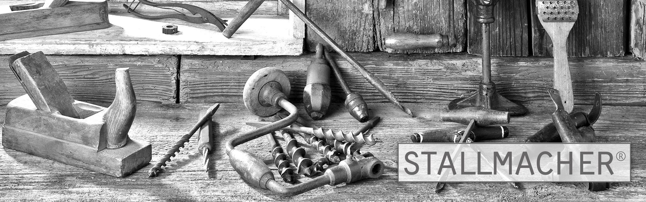 STALLMACHER®-Produkte nachhaltig aus Holz