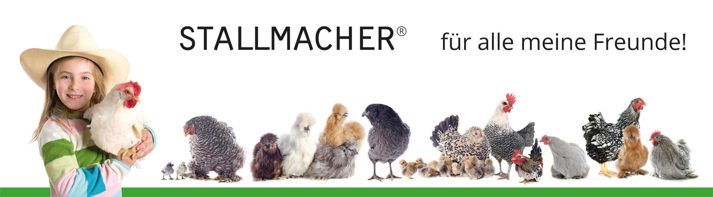 STALLMACHER - für alle meine Freunde!