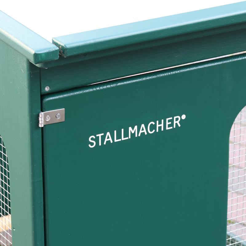 Mobiler Hühnerstall STALLMACHER