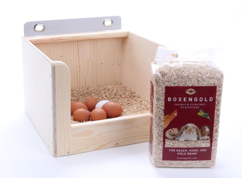 BOXENGOLD Premium Ecostreu